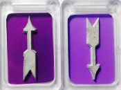 Plastic Arrow xray markers